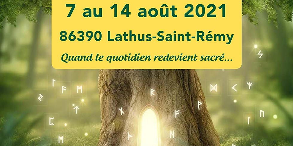 Stage d'initiation aux 24 Runes du Futhark Ancien