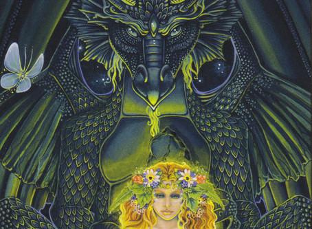 Bénie par le Souffle du Dragon