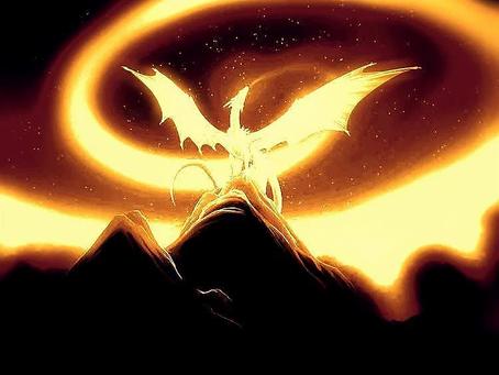 Les Dragons de Feu : rencontre et passage...