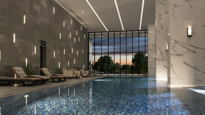 Aeon Towers Pool