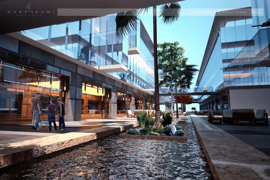 The Waterway Commercial - Office7
