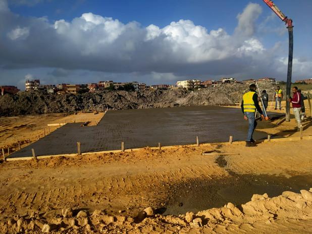 Palm hills alexandria construction updat
