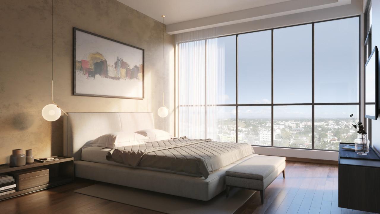 Aeon Towers Bedroom