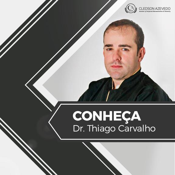 Prof. Thiago Carvalho - Doutorando