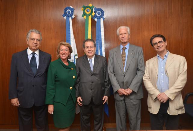 Angela Costa é eleita presidente da ACRJ e Humberto Mota é reeleito presidente do Conselho Superior
