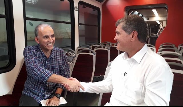 Sávio Neves é o entrevistado do No Mundo da Bola na TV Brasil