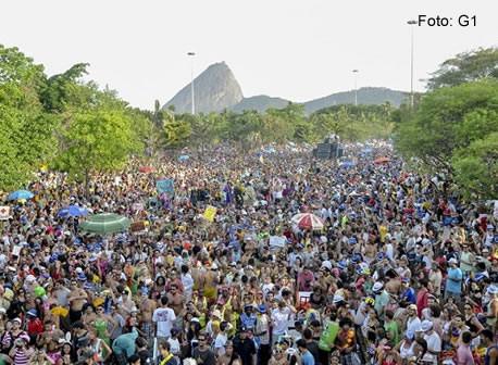 RIO DE JANEIRO É O DESTINO FAVORITO DOS BRASILEIROS NESTE CARNAVAL