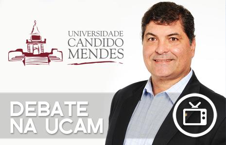 Sávio Neves fala sobre turismo em debate na Candido Mendes