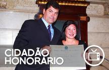 Sávio Neves recebe título de Cidadão Honorário do município
