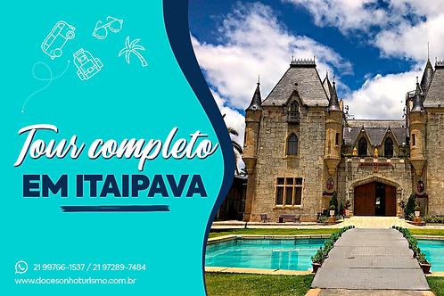TOUR COMPLETO EM ITAIPAVA