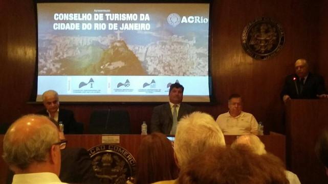 Reunião do Conselho de Turismo - ACRio