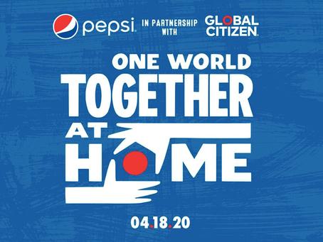 Pepsi fará mega show virtual com transmissão global
