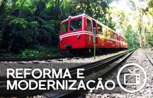 Empresa que opera trem do Corcovado ganha licitação para explorar sistema por mais 20 anos