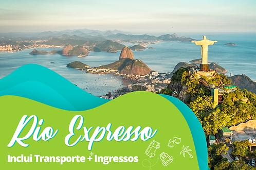RIO EXPRESSO [ QUINTA A DOMINGO ]