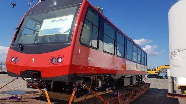 Corcovado recebe nova geração de trens, que agora contam com teto panorâmico e mais espaço