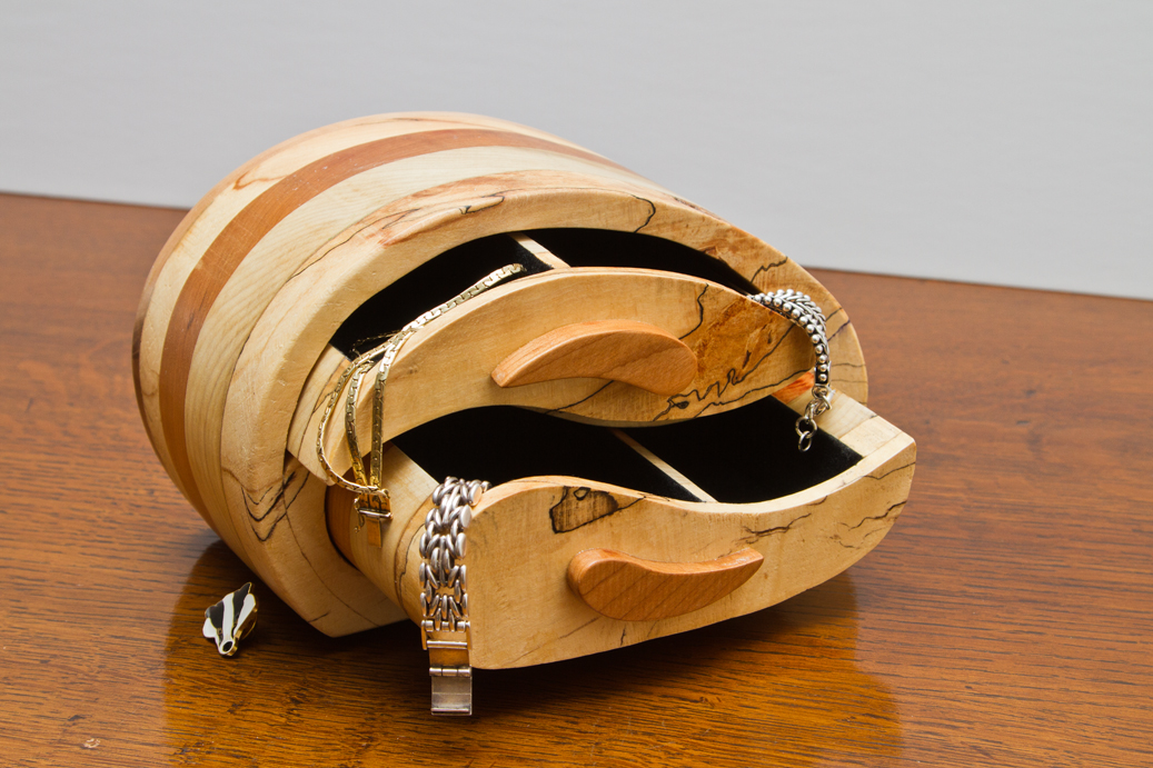 Spalted Beech II - B2-8a