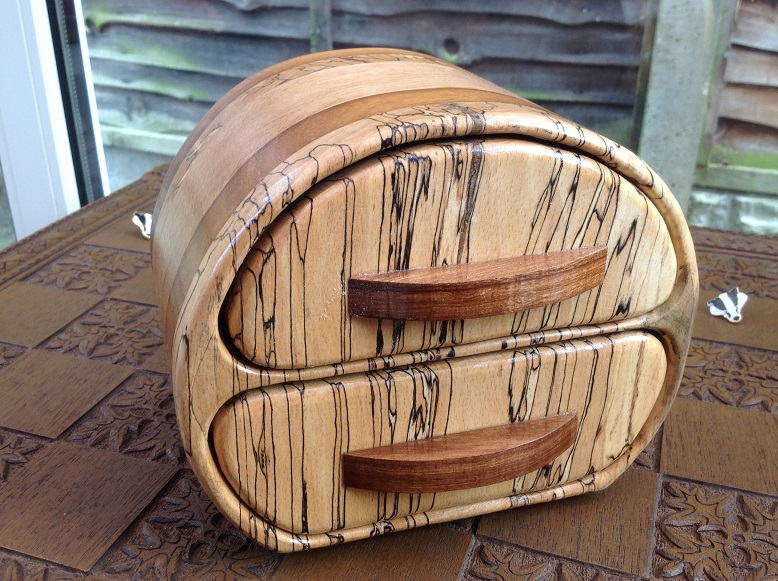 Large Spalted Beech