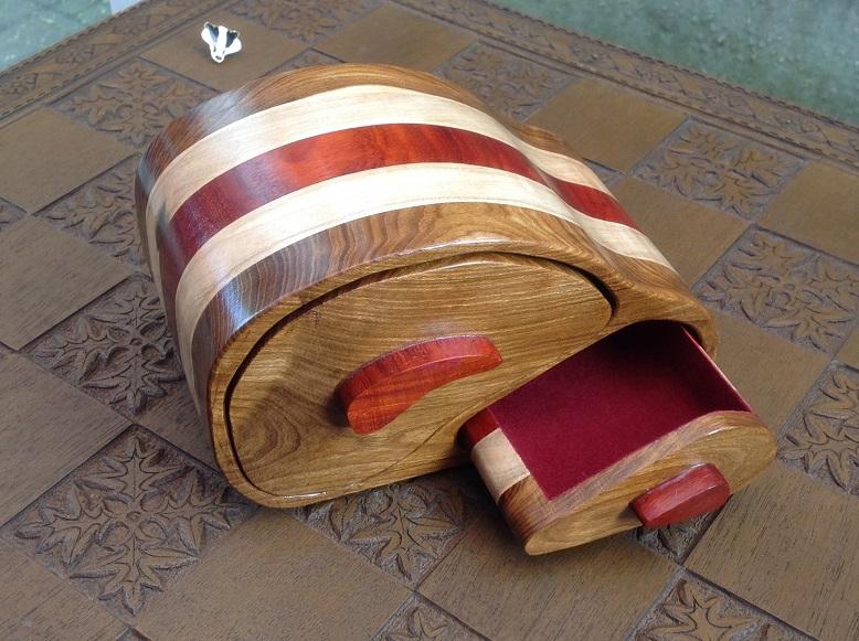 Laburnum Trinket Box