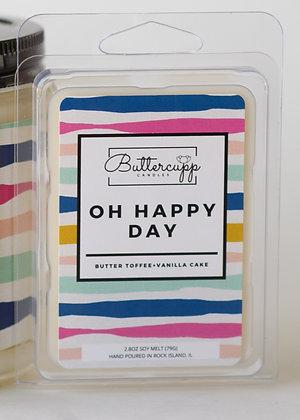 Oh Happy Day Wax Melts