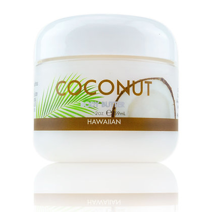 Coconut Tropical Body Butter