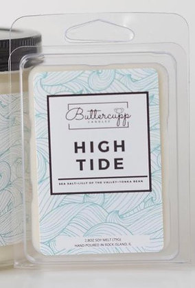 High Tide Wax Melts