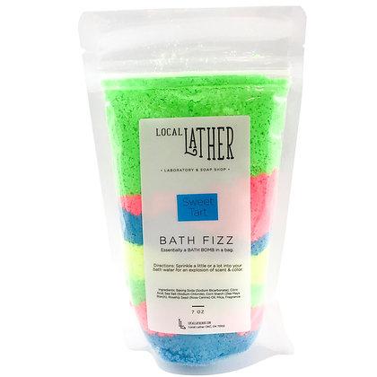 Sweet Tart Bath Fizz