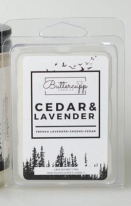 Cedar & Lavender Wax Melts