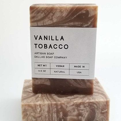 Vanilla Tobacco Soap