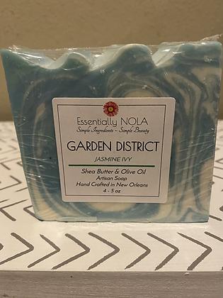 Garden District Soap