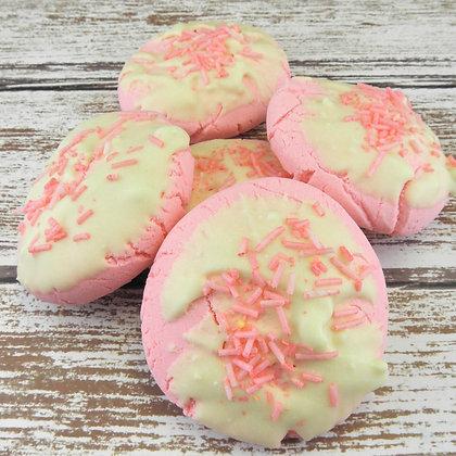 Sugared Watermelon Bubble Bar Cookie