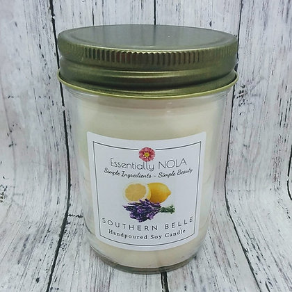 Southern Belle Soy Candle