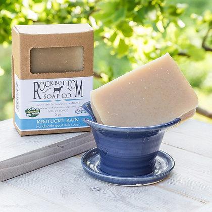 Kentucky Rain Goat Milk Soap