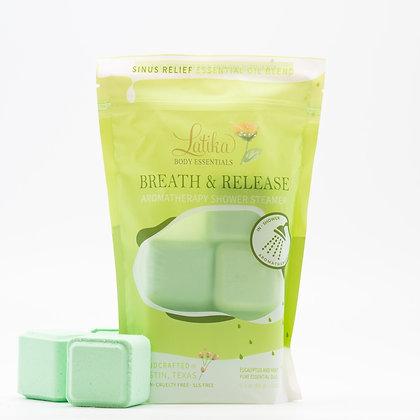 Breathe & Release Shower Steamer