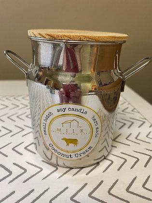 Coconut Cream Churn Soy Candle