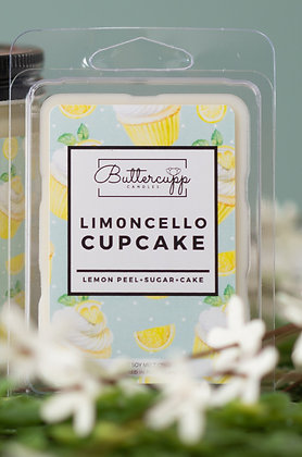 Limoncello Cupcake Wax Melts