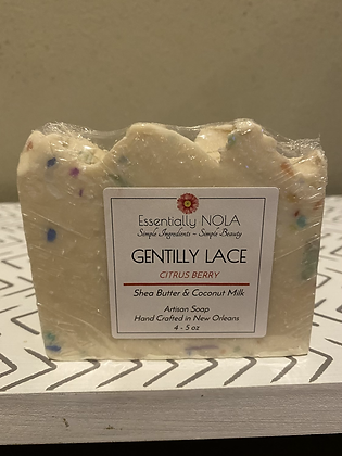 Gentilly Lace Soap