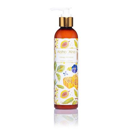 Honey Almond Hawaiian Aromatherapy Body Lotion