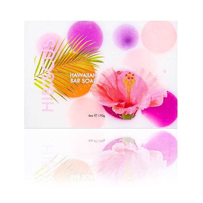 Hibiscus Hawaiian Soap