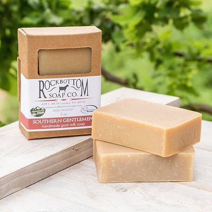 Southern Gentlemen Goat Milk Soap