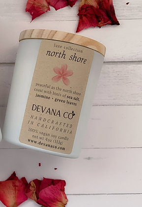 North Shore Soy Candle