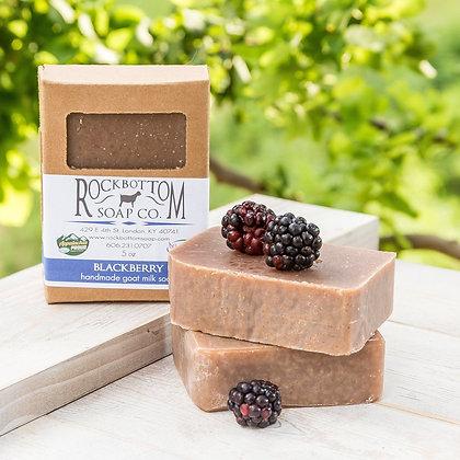 Blackberry Goat Milk Soap