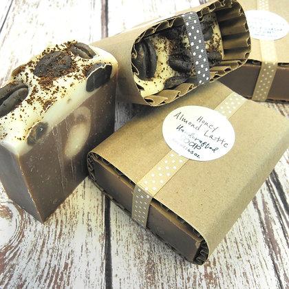 Honey Almond Latte Soap