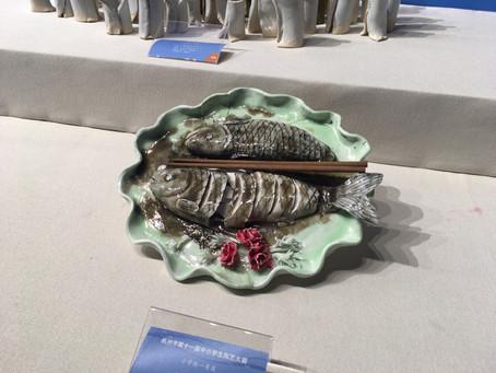 恐るべき陶芸力の世界(杭州滞在記 その④)
