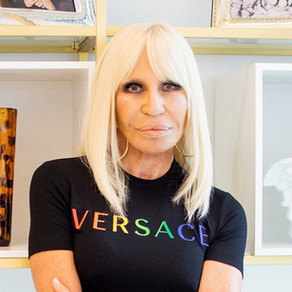 Versace的同志驕傲月/ Versace launched the Pride collection