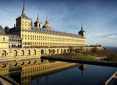 San Lorenzo El Estorial - Fairy Tale town near Madrid...