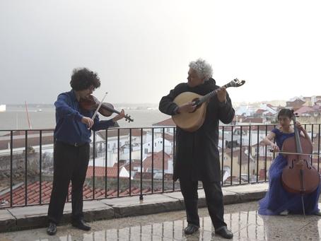 IMAGINE - Recording in Portugal