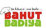 Bahut Badiya