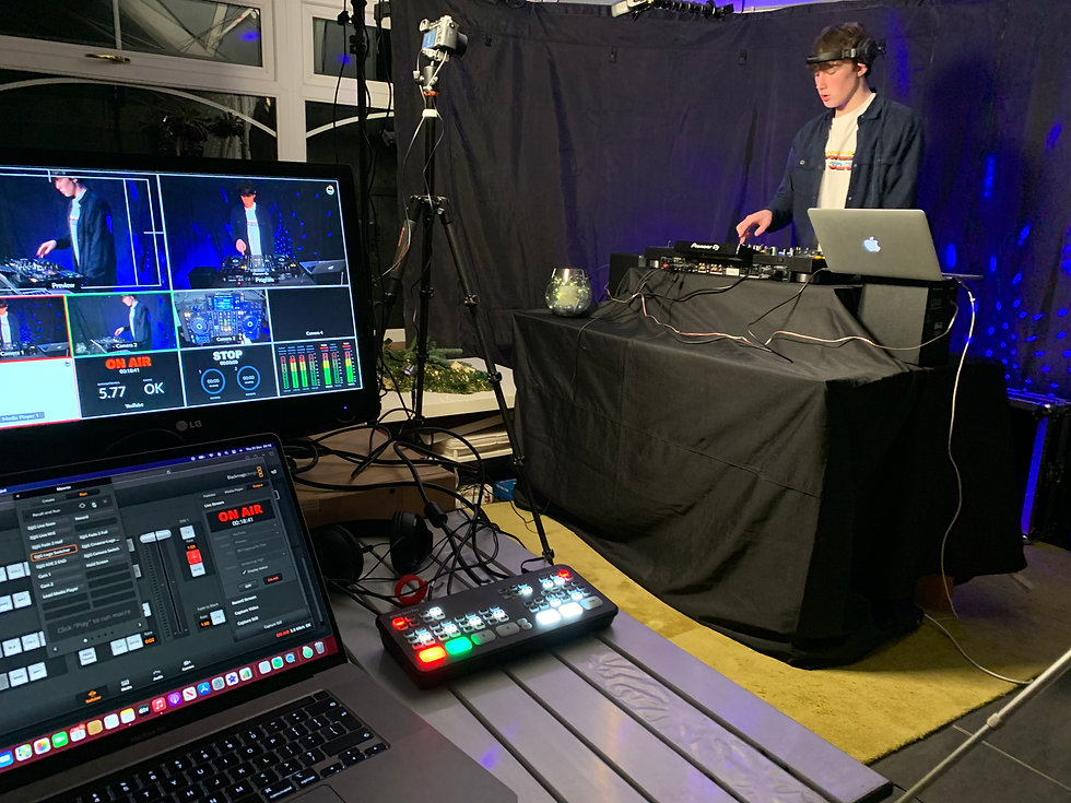 Fuze Live Derby DJ Sets Live Stream