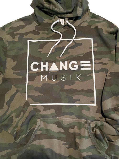 Camo ChangeMusik hoodie