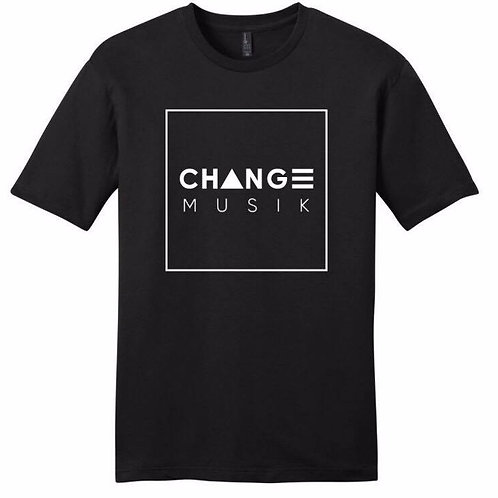 BLACK CHANGE MUSIK TEE